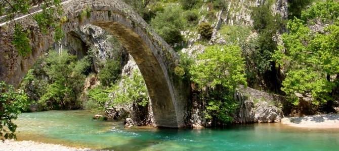 Γέφυρα Αρτοτίβας στο Αχλαδόκαστρο